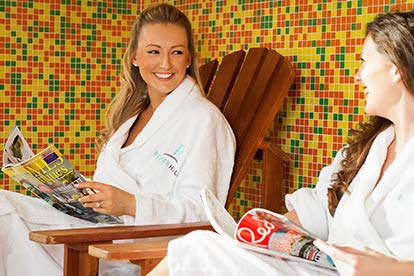 Spa Day for Two at Riverhills