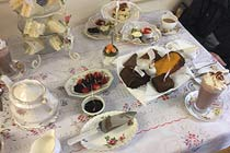 Chocolate Afternoon Tea for Four at Rosy Lee's