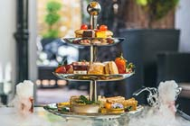 Afternoon Tea for Two at Sanctum Soho Hotel