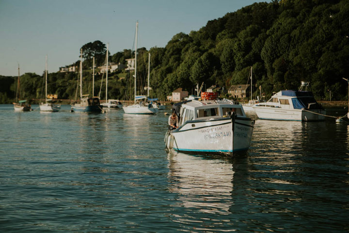 Seafood Lunch for Two Along The River Dart