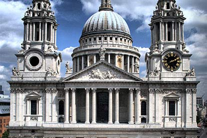 Visit To St Pauls Cathedral With Two Course Lunch At Ping Pong For Two