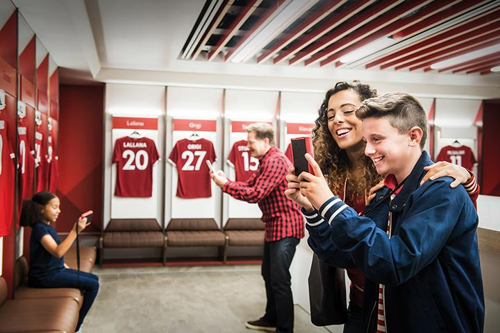 Liverpool FC Stadium Tour for Two Adults
