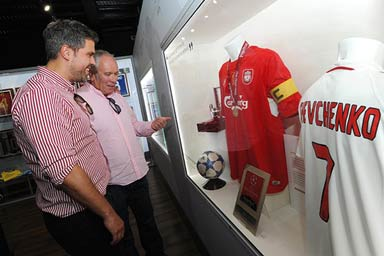 Click to view details and reviews for Liverpool Fc Stadium Tour For Two Adults.