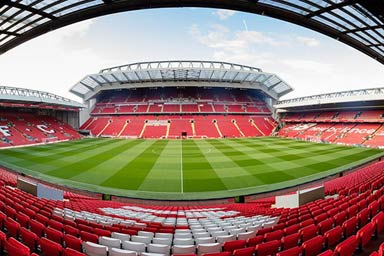 Liverpool FC Stadium Tour for Two Adults Thumb