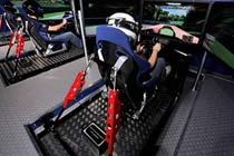 Click to view details and reviews for Race Simulator For Three At Twinwoods.