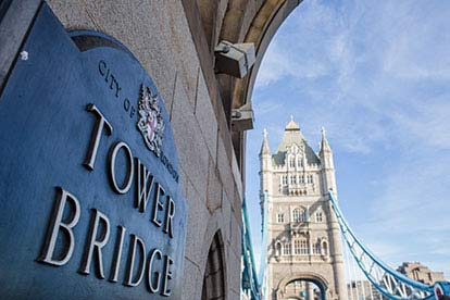 Tower Bridge Exhibition Visit With A Two Course Lunch At Ping Pong For Two