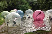 Winter Water Zorbing for 4 Thumb