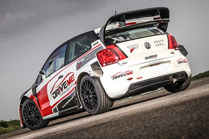 WRC Double Driving Taster
