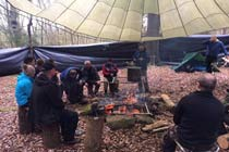 Bushcraft Experience with Wild Survivor Thumb