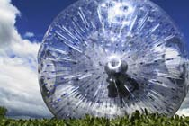 Winter Water Zorbing for 2 Thumb