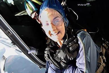 Tandem Skydive Thumb