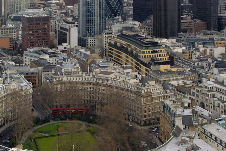 Helicopter Tour Over London