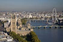 Helicopter Tour Over London Thumb