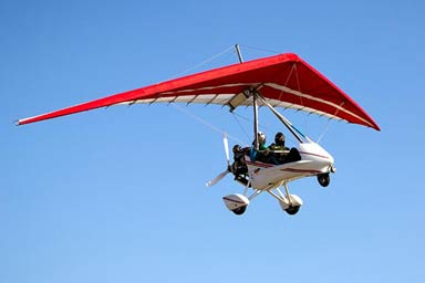 Click to view details and reviews for 60 Minute Microlight Flight.