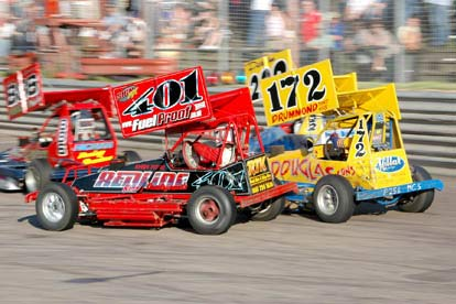 Ultimate Stock Car Racing