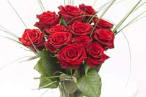 12 Rose Bouquet