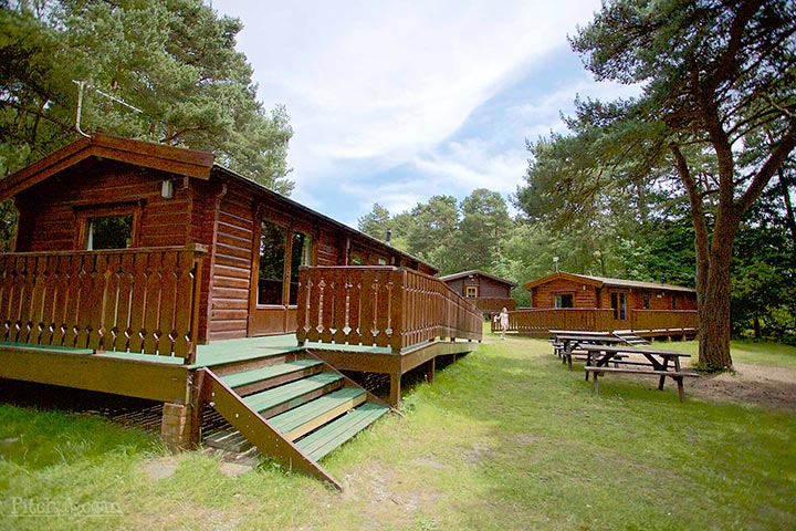 Two Nights New Forest Lodge Break at Avon Tyrrell Outdoor Activity Centre