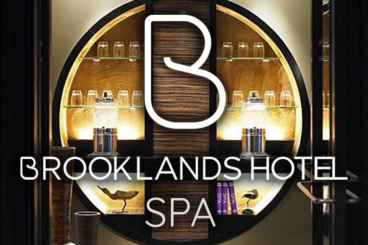 Overnight Stay at the Unique Brooklands Hotel and Spa