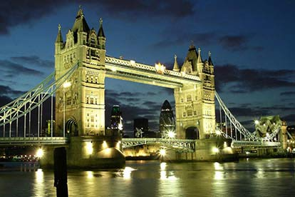 London City Break with Attraction Entrance for Two