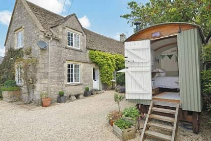 £99 Credit Towards 'Cottage Escapes to the Cotswolds'