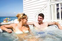 £50 Lodges with Hot Tubs by Hoseasons