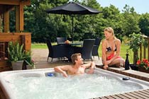 £50 Credit Towards 'Lodges with Hot Tubs' by Hoseasons Thumb