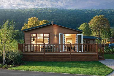 £99 Credit Towards 'Lodges with Hot Tubs' Collection by Hoseasons Thumb