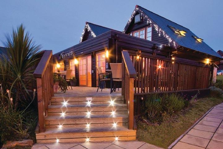 'Luxury Lodge Escape' £50 Credit