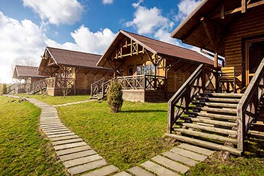 Click to view details and reviews for Luxury Lodge Escape £50 Credit.