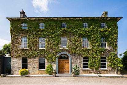 Country House Retreat for Two at Hammet House, Pembrokeshire