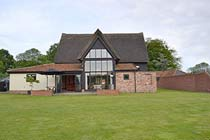 One Night Stay with Dinner at Wortwell Hall Barn Thumb