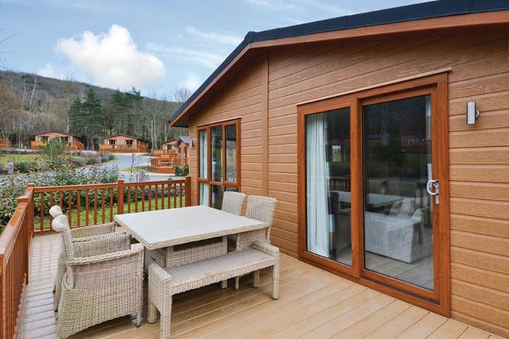 'Luxury Lodge Escapes' £99 Credit