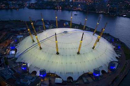 Getaway And Up At The O2 Experience