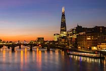 A Romantic Escape for Two & View from the Shard with Champagne Thumb