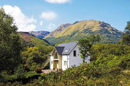 £50 Cottage Escapes to Scotland