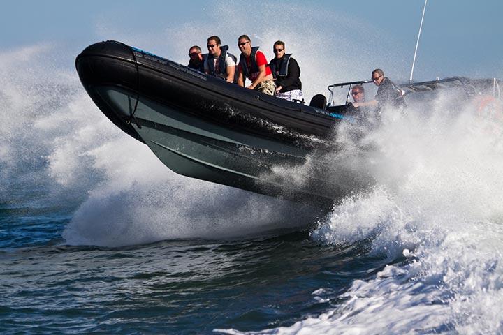 SeaDogz Battle of the Boats Break