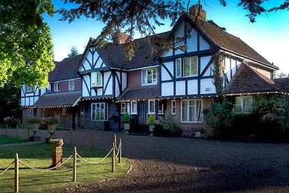 Country House Retreat for Two at Little Silver Country Hotel, Kent