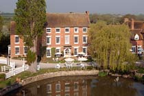 Country House Retreat with Afternoon Tea for Two at Corse Lawn House Hotel