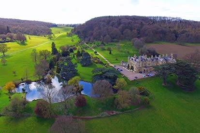 Country House Retreat with Afternoon Tea for Two at Dumbleton Hall Hotel