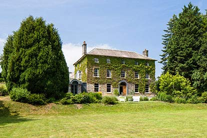 Country House Retreat with Afternoon Tea for Two at Hammet House