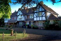 Country House Retreat with Afternoon Tea at Little Silver Country Hotel, Kent