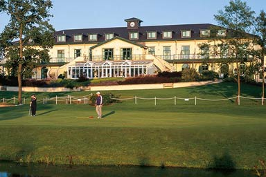 Relaxing Escape for Two at The Vale Hotel, Golf and Spa Resort