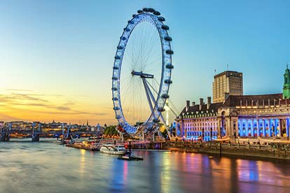 A Romantic Getaway & The Coca Cola London Eye Champagne Experience