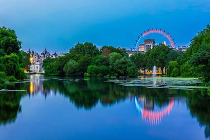 A Romantic Getaway & the Coca-Cola London Eye Champagne Experience