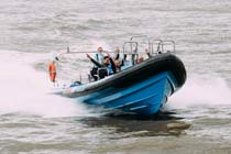London Overnight Stay with Thames RIB Speedboat Experience Thumb