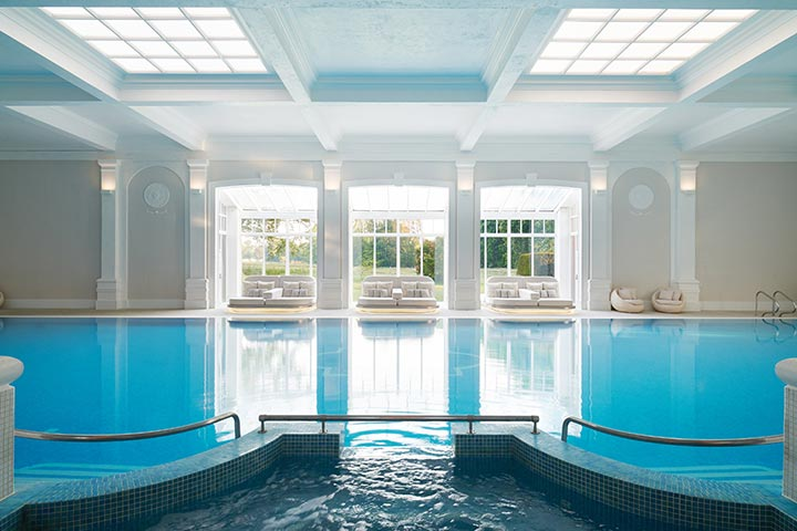 Essential Spa Break for Two at Champneys Luxury Resort Henlow