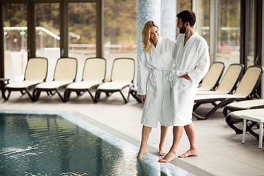 Essential Spa Break for Two at Champneys Luxury Resort Springs