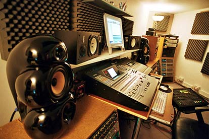 Recording Studio Taster
