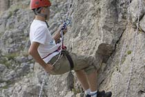 Climbing and Abseiling for Kids
