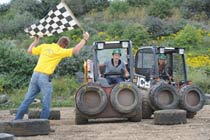 Dumper Racing Experience at Diggerland